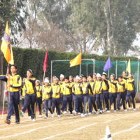 ANNUAL SPORTS DAY -SENIORS (31.01.18)